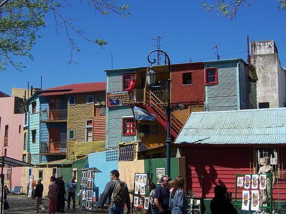 Buenos Aires La Boca (18) by swissmm, via Flickr