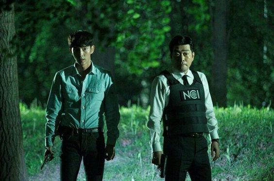 JG shooting Criminal Minds Cr: taewonent on IG