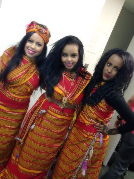 Somali Ogaden Cultural wear