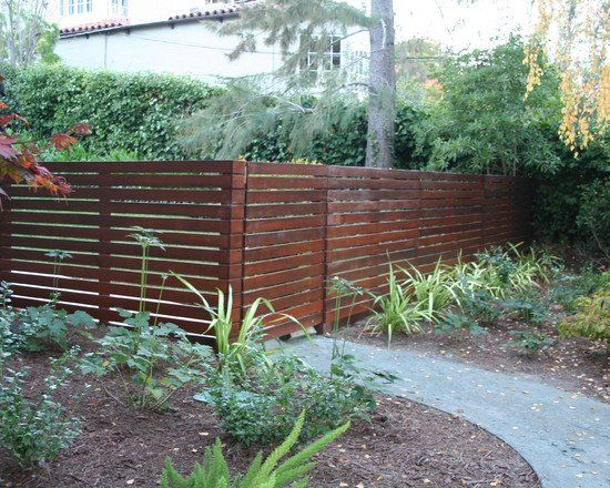 37 Stylish Privacy Fence Ideas for Outdoor Spaces | Privacy fences ...
