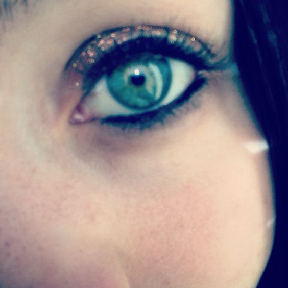 Love my eye color :p they always change