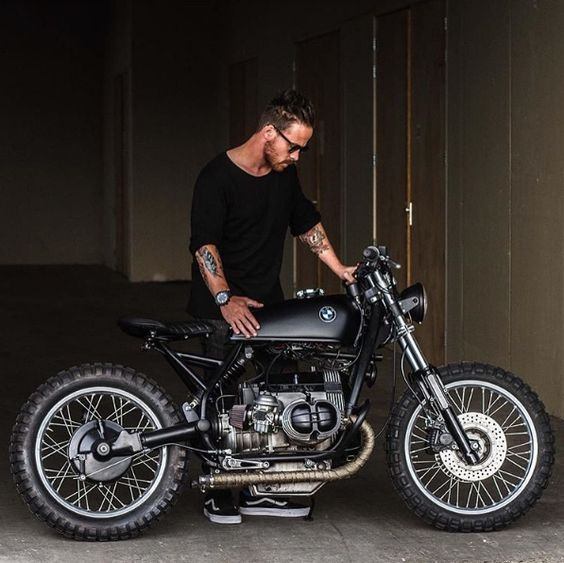 #motorcycles #caferacer #motos | caferacerpasion.com: