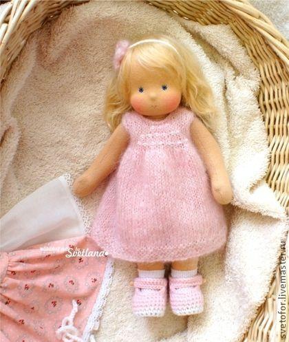 Waldorf doll::