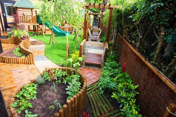 Pinterest the world s catalog of ideas - Natural playgrounds for children ...