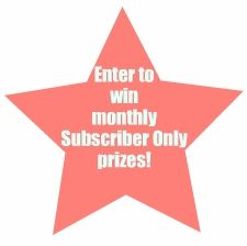 Win free stuff! There are often new and fun giveaways!