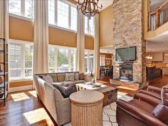 Tour #CarrieUnderwood's Home in Canada >> http://www.frontdoor.com/photos/tour-carrie-underwoods-home-in-canada?soc=pinterest