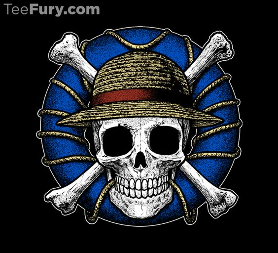 Going Merry T-Shirt $11 One Piece tee at TeeFury today only!