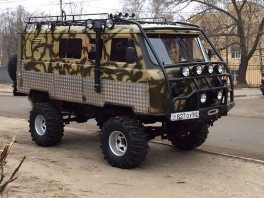 uaz 452 expedition adventure mobiles pinterest. Black Bedroom Furniture Sets. Home Design Ideas