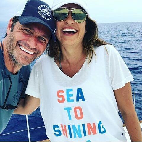 Publication Instagram Par Mariskapeteraugustamayaandrew 2 Juil 2018 à 12 03 Utc Mariska Hargitay Attractive People Celebrity Couples