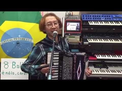 Como um japonês bombou no Brasil tocando um funk carioca na sanfona