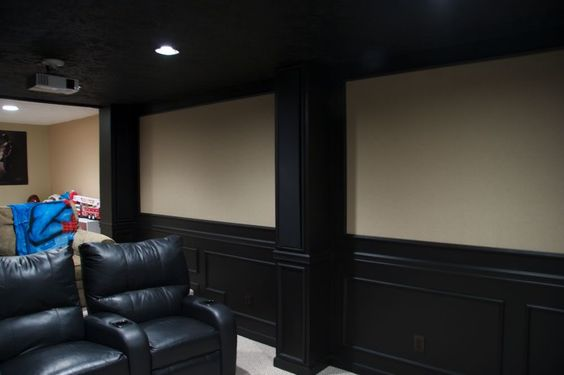 Columns Speakers And Theater On Pinterest