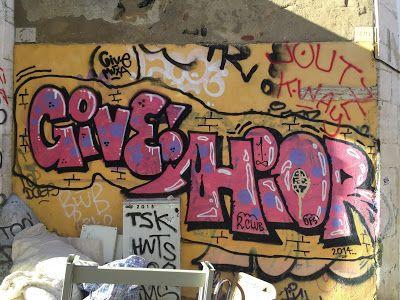 TravelMarx: A Sample of Lisbon Graffiti