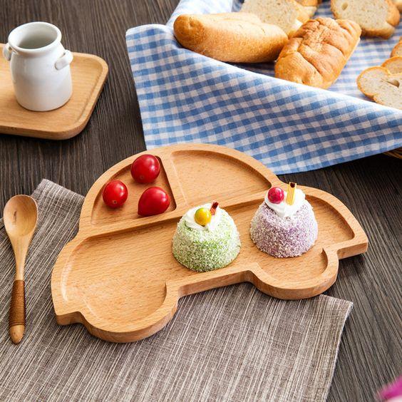 Pin On ظروف چوبی