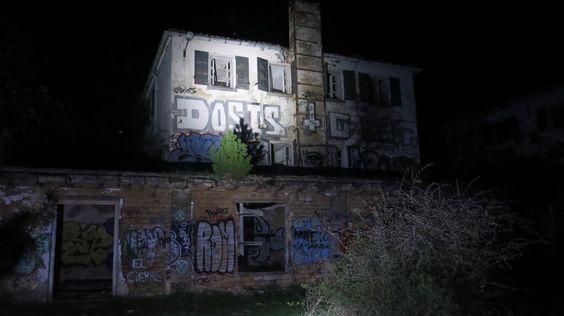 El Sanatorio de Agramonte......... A20932adf6a0817077e9a264830a6265