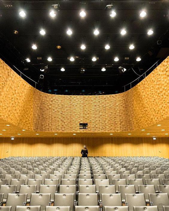 Kleiner Konzertsaal Der Elbphilharmonie Konzert Instagram
