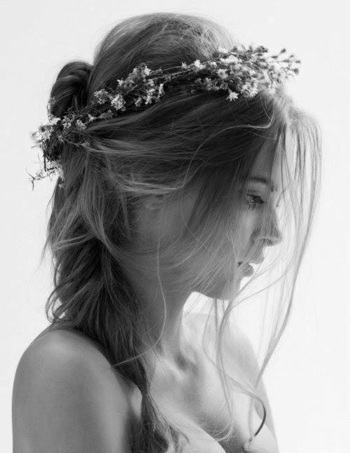 wedding hair? :)