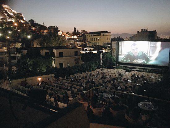 """Cine """"Paris"""" Plaka Athens"""
