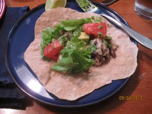 Slow and Simple Homemade Tortillas, Rice and Beans | My Sister's Pantry