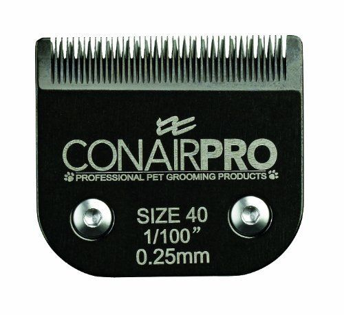 Conair Pro Pet Clipper Size 40 Steel Replacement Blade 01mm *** See this great product.
