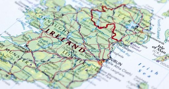 Can you name all the county towns of Ireland?