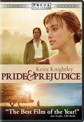 Pride & Prejudiceby Universal Studios  Price: $5.00