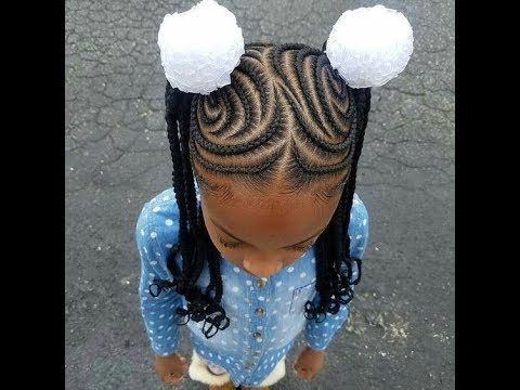 Braids For Little Girls Hair Beautiful Styles For Your Little
