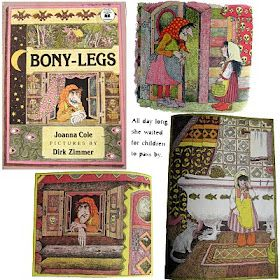 Another of my fave childhood books...Bony Legs