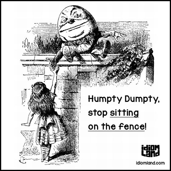 How Long Do You Sit on a Fence Before Making a Decision?