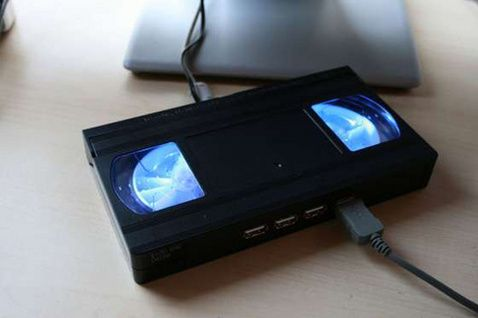 How to recycle vhs tape: