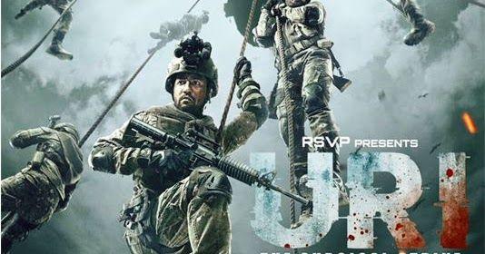 URI: The Surgical Strike (2019) Hindi 720p HDRip 1GB Download Directed:  Aditya Dhar Released Date: 11 January… | Full movies, Full movies download,  New hindi songs