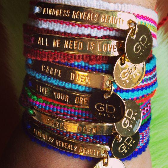 Georgeous Design Ibiza - friendship bracelets