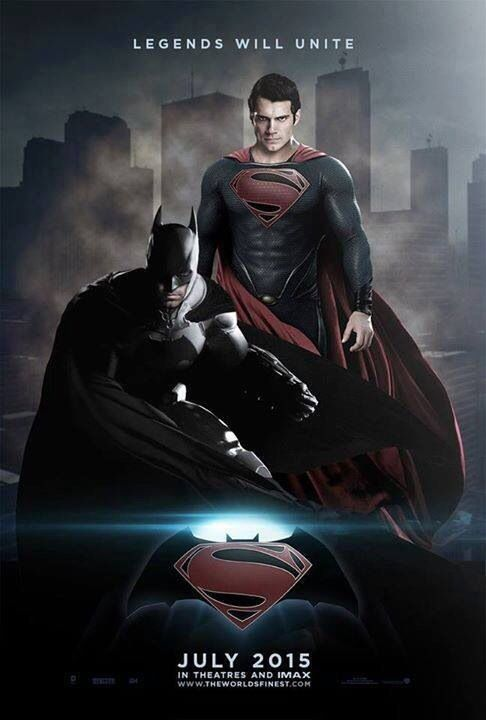 Batman vs superman!