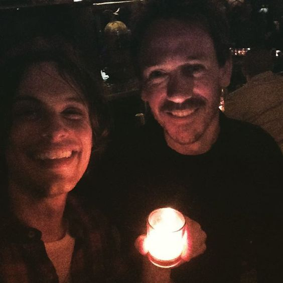 """Candlelight selfie"" with the legendary #matthewgraygubler at the #criminalminds wrap party!! #gublernation #gublergram #gublerland #gublerfan #gublernationgram #matthewgubler #matthewgreygubler #criminalmindscast #criminalmindsedit #criminalmindsfan #criminalmindsmarathon #criminalmindslover #criminalmindsfans #criminalmindsrp #criminalmindsaddict #criminalmindswednesday #criminalmindsfandom #criminalmindsquotes #criminalmindsedits"