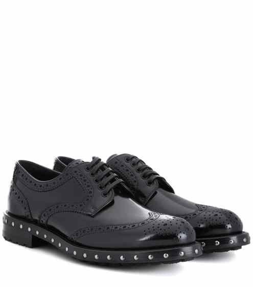 Schnürschuhe Boy aus Leder | Dolce & Gabbana