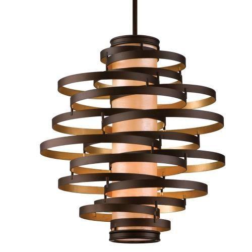 The Corbett Lighting Vertigo Pendant