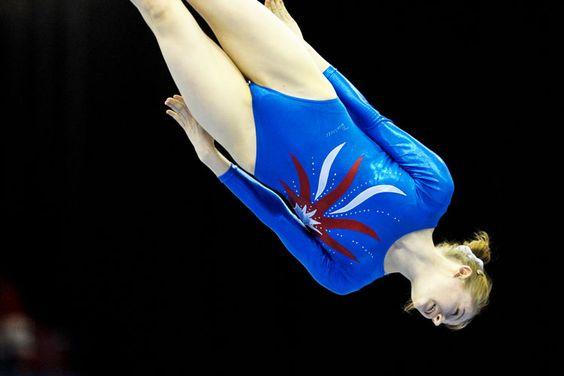 British champion Bryony gives us a lowdown on trampoline gymnastics