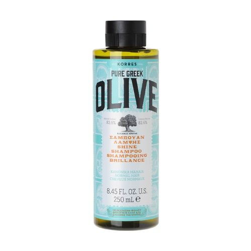 Champú Brillo Pure Greek Olive