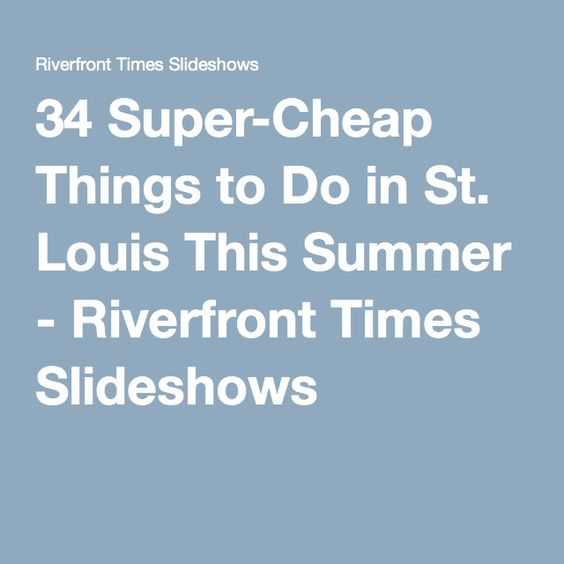 st. louis things to do july 4th
