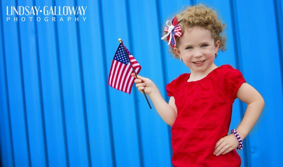 Happy 4th of July!!! |  Lindsay Galloway Photography #4thofJuly #America #RedWhite