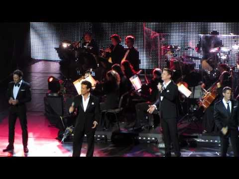 Il Divo - I Will Always Love You - YouTube