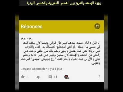 ابن عربي الفرق بين الشمس المغربية والشمس البيتية 2019 Youtube