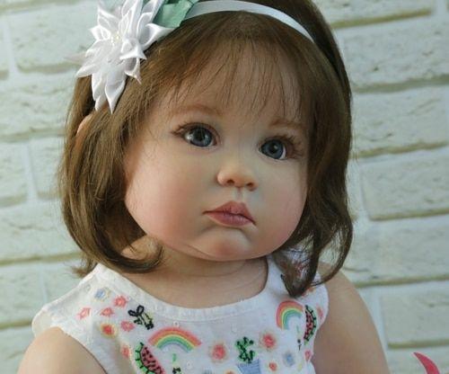 """2 Reborn poupée KIT /""""Paige/"""""""