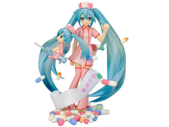The Hatsune Miku figure series of the hobby stock which solidifies the Hatsune Miku original musical pi [...]