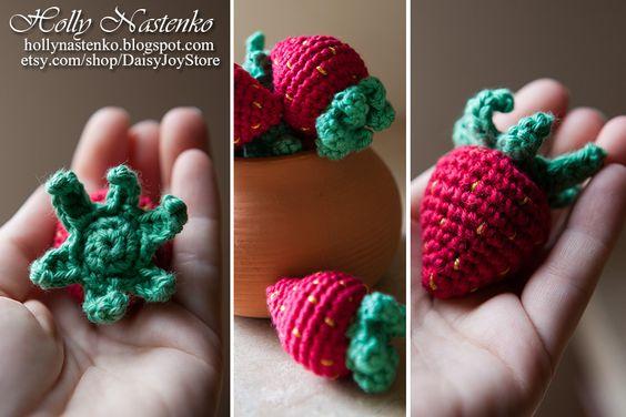 https://www.etsy.com/listing/182300516/crochet-strawberry-play-food-handmade