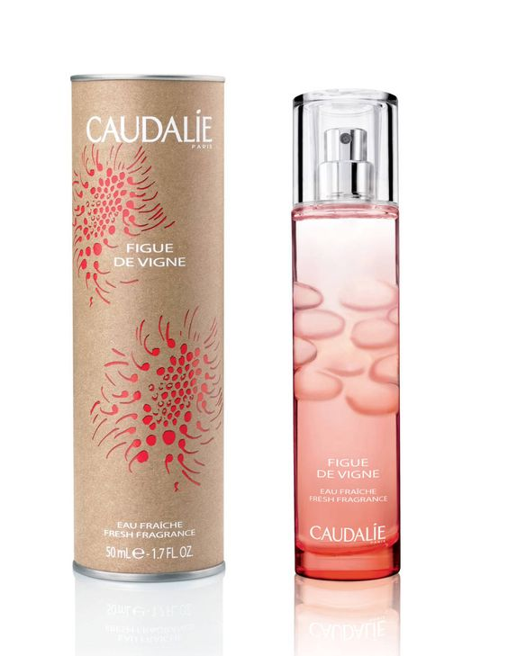 Like a fresh fig from the French country side. Caudalie Fig De Vigne Fragrance: