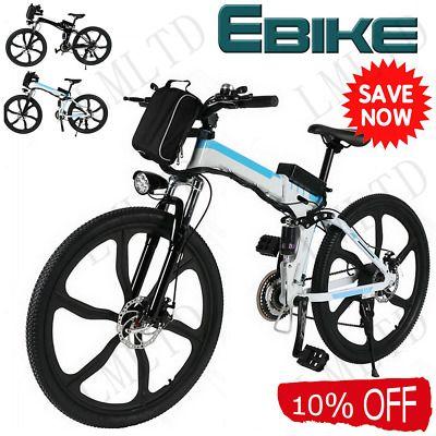 Ad Ebay Link Minimum 10 Discount Electric Mountain Bike 26 Inch