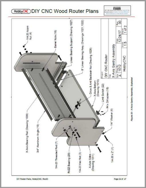 DIY CNC Router Plans | DIY CNC Router | Pinterest | Diy cnc router ...