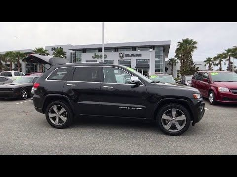 2015 Jeep Grand Cherokee Orlando Deltona Sanford Oviedo Winter