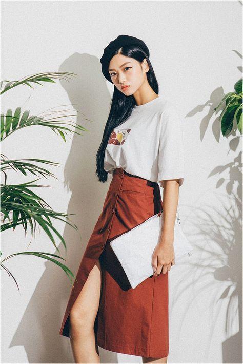 Fashionable Korean Outfits
