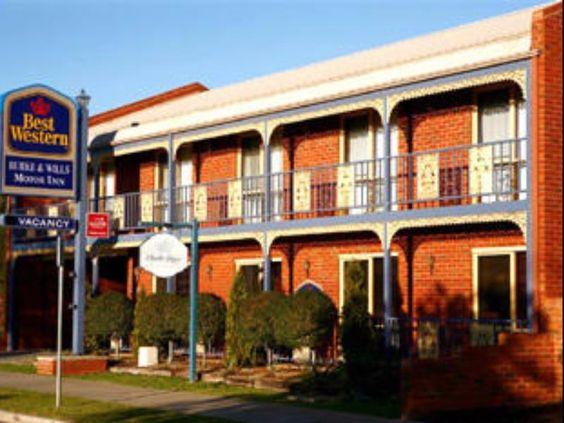 Best Western Burke And Wills Motor Inn Swan Hill, Australia